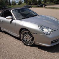 Porsche 911 Carrera 2dr Carrera 4 S Cpe Tiptronic