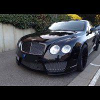 Bentley Continental GT Mansory *Einzelstück*