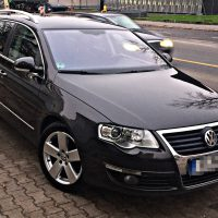 VW Passat 2.0 tdi Highline 170 PS Leder