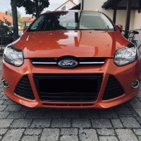 Ford Focus 1,6 eco boost Titanium