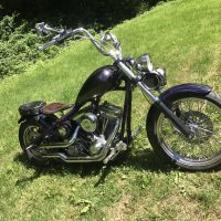 Harley Davidson Custom Einzelstück