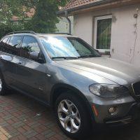 BMW X5 3.0 Benzin